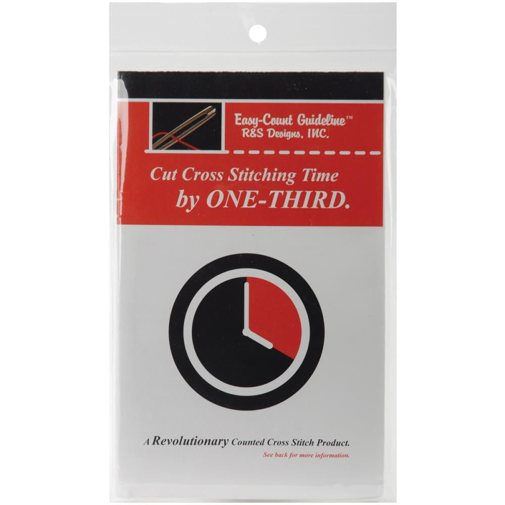 Easy-Count Guideline 100yd - Red