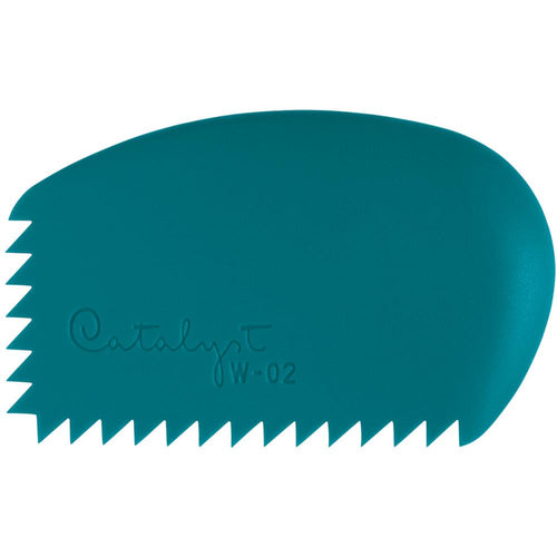 Catalyst Silicone Wedge Tool - Blue W-02