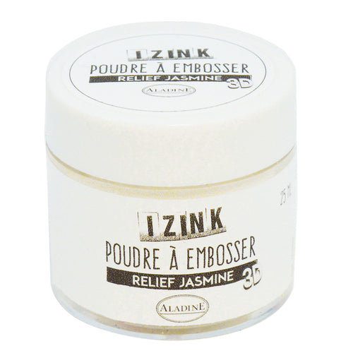 Aladine - EMBOSSING POWDER 25 ML - JASMINE