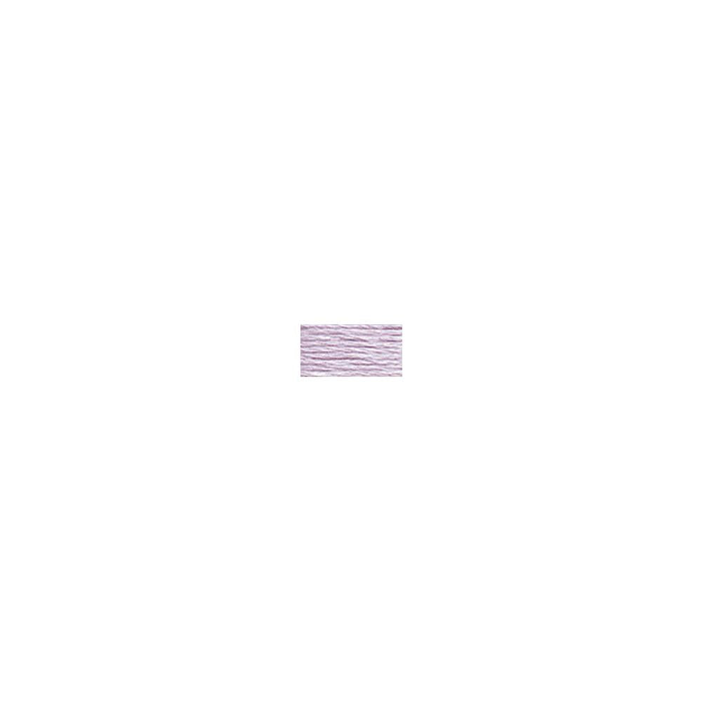 DMC 6-Strand Embroidery Cotton 8.7yd - Light Lavender