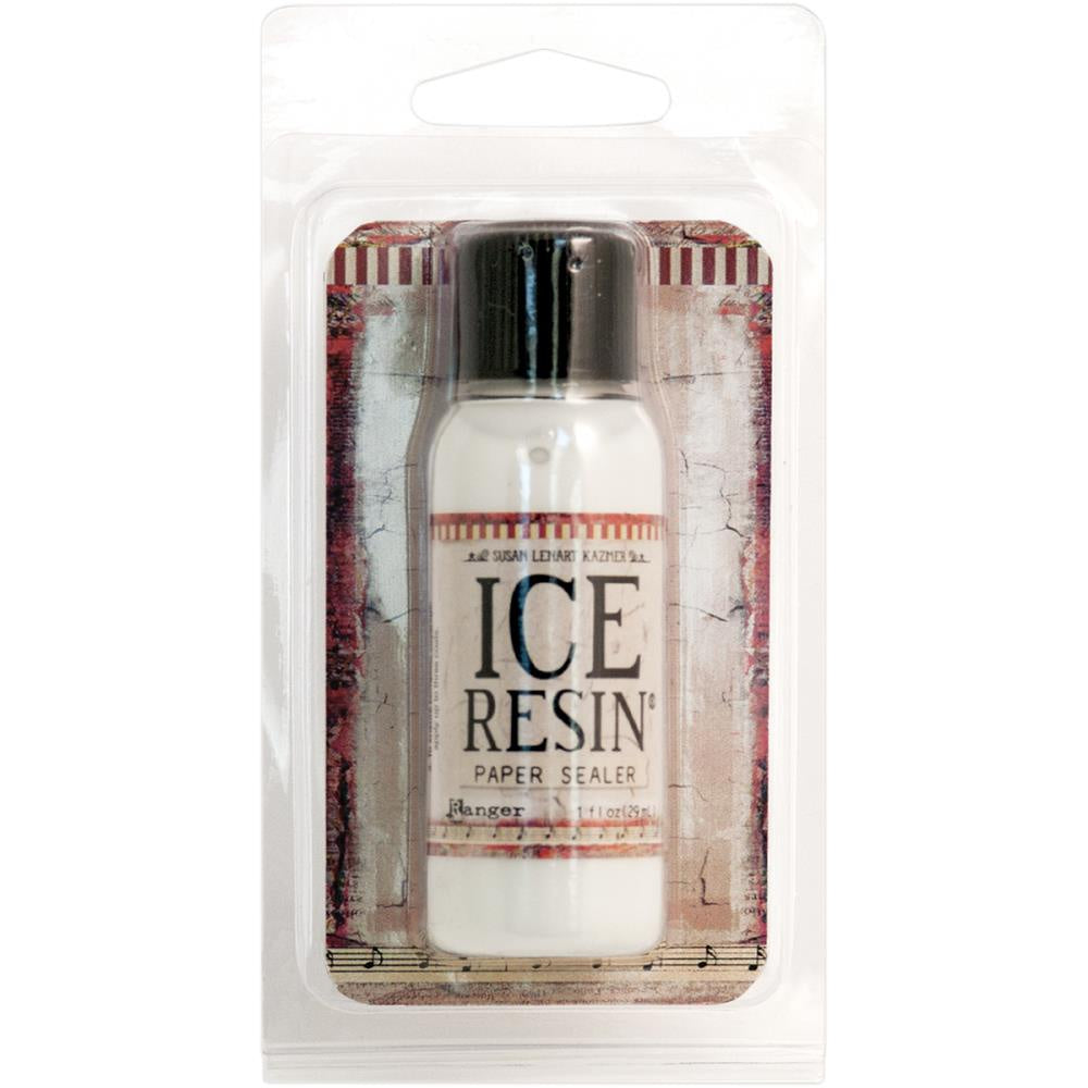 Ice Resin Paper Sealer 1oz