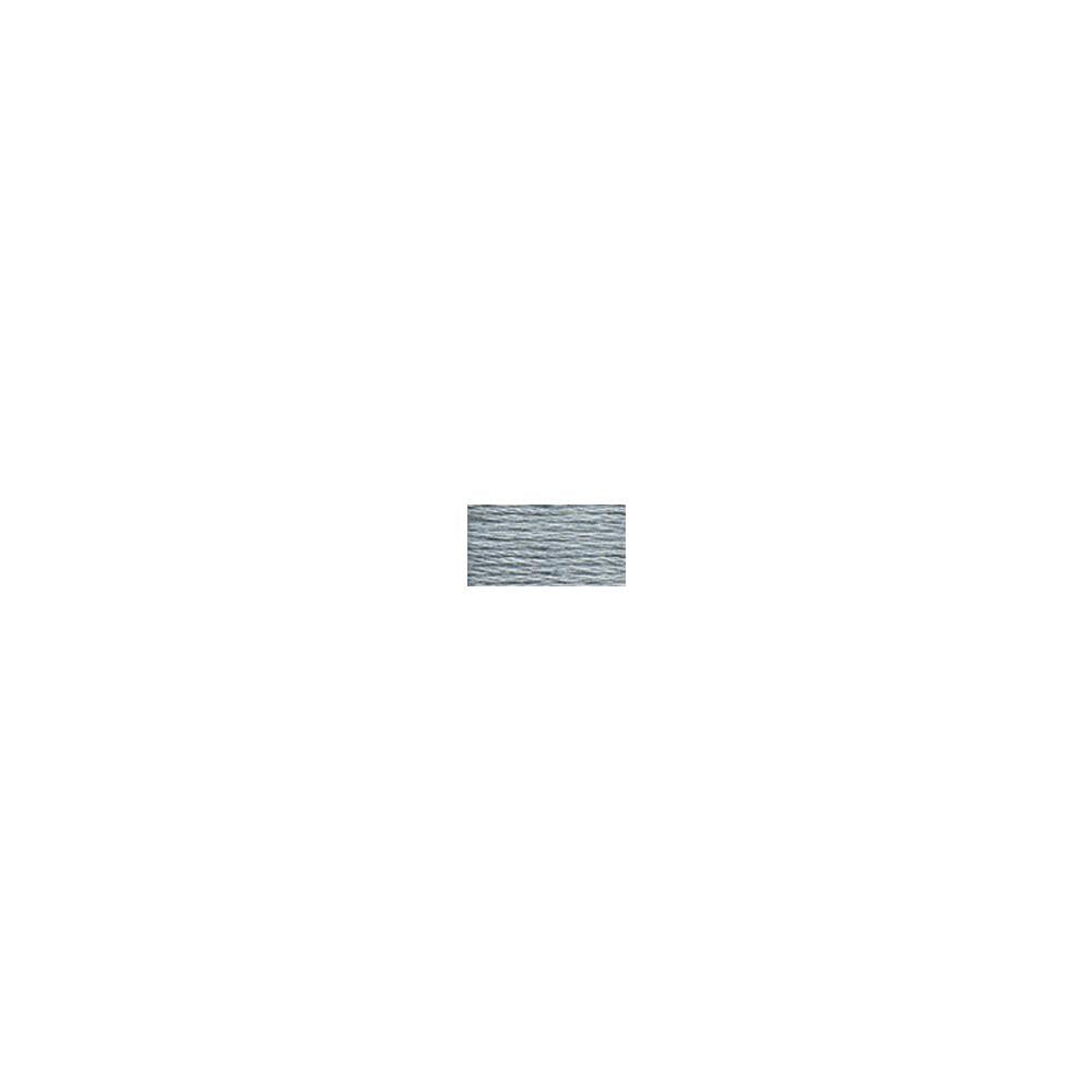 DMC 6-Strand Embroidery Cotton 8.7yd - Steel Gray