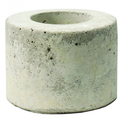 ALADINE CONCRETE - Tea Light Candle Holder