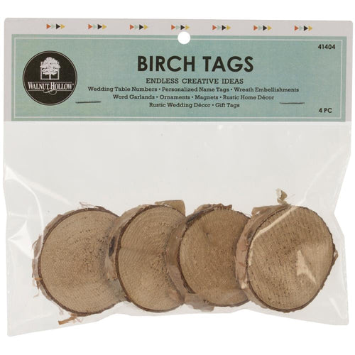 Baltic Birch Tag 4/Pkg