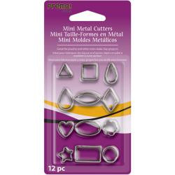 GEOMETRIC -MINI METAL CUTTERS