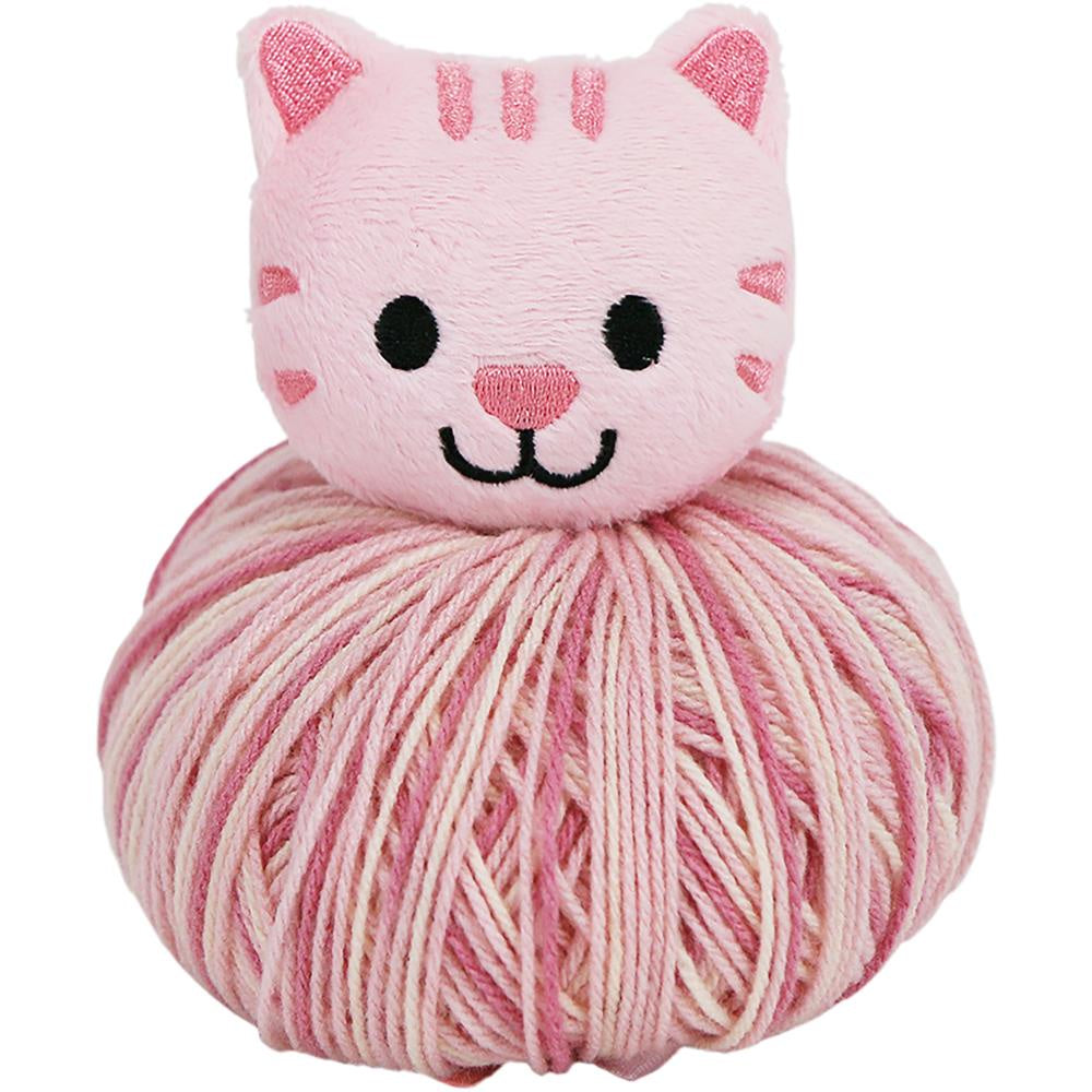 DMC Lovey Tops Yarn - Kitten