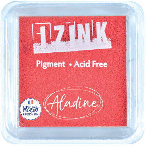 Izink Pigment Large Inkpad - Red