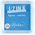 Izink Pigment Large Inkpad - Light Blue