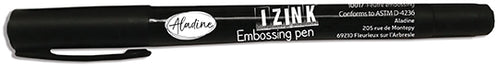 IZINK EMBOSSING PEN - Fine Point