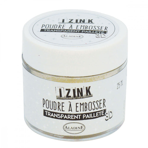 Aladine - EMBOSSING POWDER 25 ML IRRIDESCENT SPARKLE