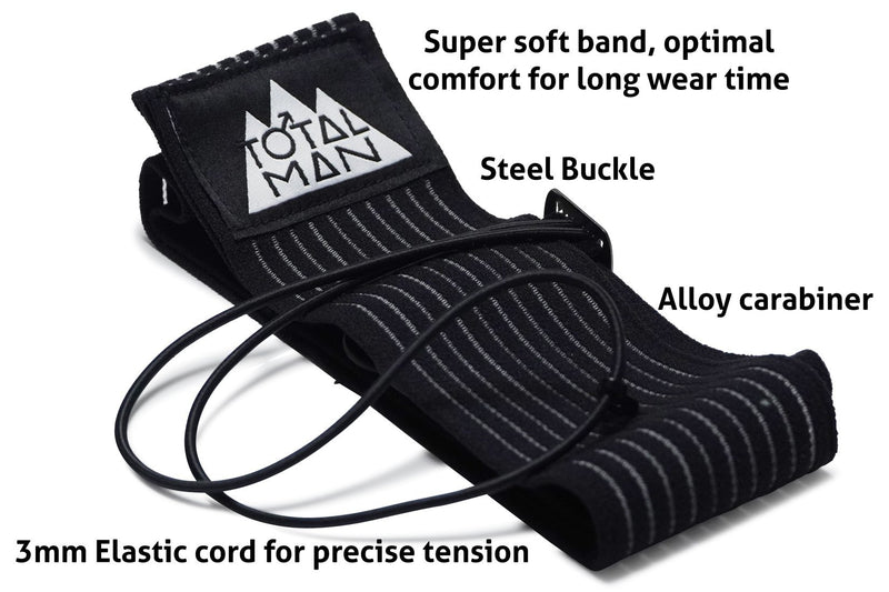 Leg and Waist band - For All Day Stretcher - Total Man Shop
