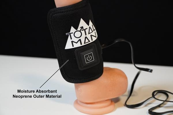 INFRARED Heat Pad - Total Man Shop