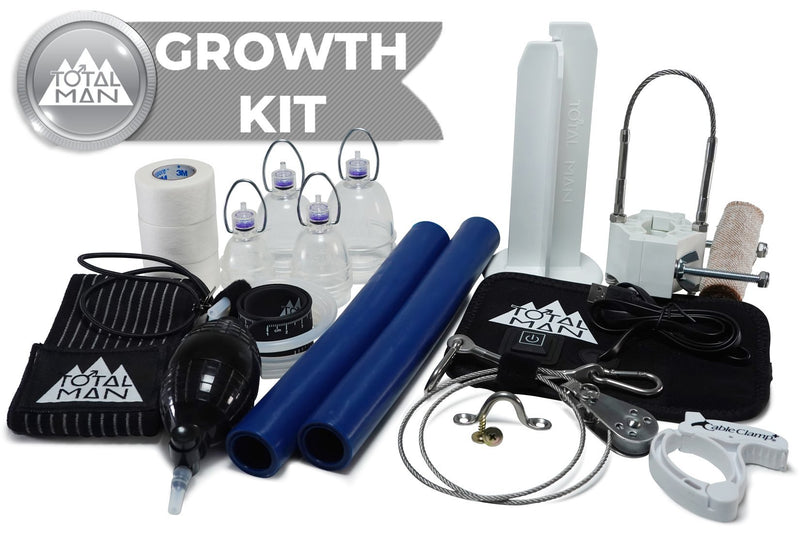Total Man - GROWTH KIT - Total Man Shop