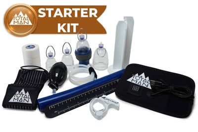Total Man - STARTER KIT - Total Man Shop