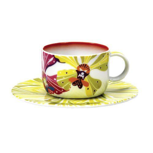 Set 2 Tazas de Cafe Flower - Missoni