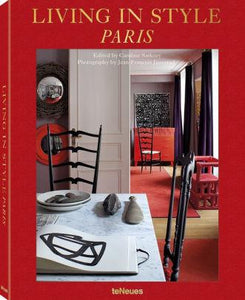 "Libro "" Living in Style Paris"""