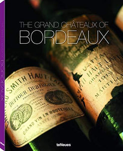 "Libro ""The grand Chateaux of bordeaux"""