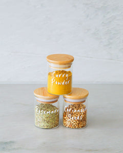 Herb & Spice Labels Set (small)