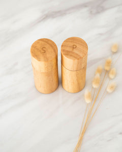 Salt & Pepper Grinder Set