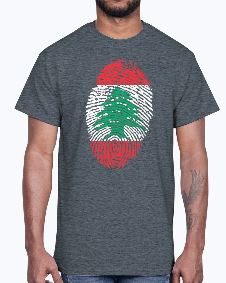 Lebanese Fingerprint Shirt