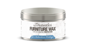 White Chalk Furniture Wax