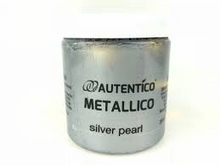 Load image into Gallery viewer, Metallico Silver Pearl