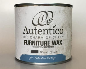 Black Furniture Wax