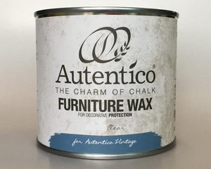 Clear Furniture Wax