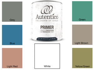 Autentico Stain Blocking Primer 1 Litre