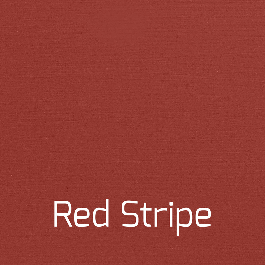 Autentico Velvet Red Stripe