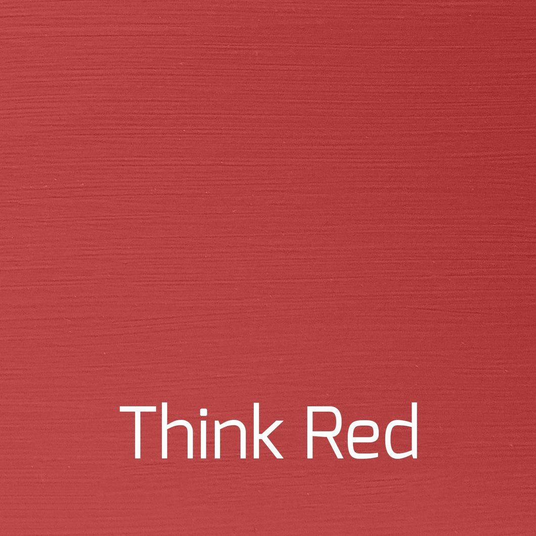 Autentico Velvet Think Red