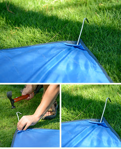 CHENNO Moisture Proof Outdoor Pad 1.5*2.15M 2 Person Outdoor Picnic Camping Mat