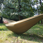 Load image into Gallery viewer, CHENNO Ultralight Hammock Underquilt Suitable for All Hammock Lightweight Under Blanket for Camping Insulation 40F to 68F(5 C to 20 C)