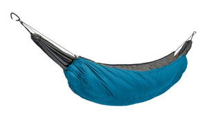 CHENNO Ultralight Hammock Underquilt Suitable for All Hammock Lightweight Under Blanket for Camping Insulation 40F to 68F(5 C to 20 C)