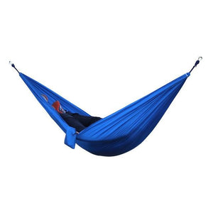 CHENNO 24 Color 2 People Portable Parachute Hammock Camping Survival Garden Flyknit Hunting Leisure Hamac Travel Double Person Hamak