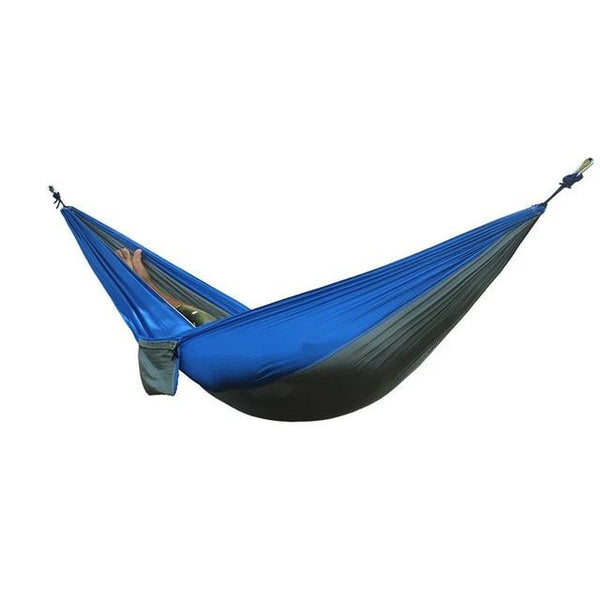 CHENNO Outdoor double Hammock Portable Parachute Cloth 2 Person hamaca hamak rede Garden hanging chair sleeping travel swing hamac