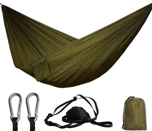 Parachute Camping Travel Double Person Hamak
