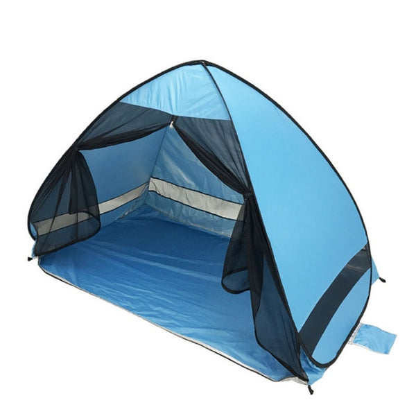 CHENNO  Pop Up Anti-mosquito Beach Tent - Easy to Set Up, for Kids & Family