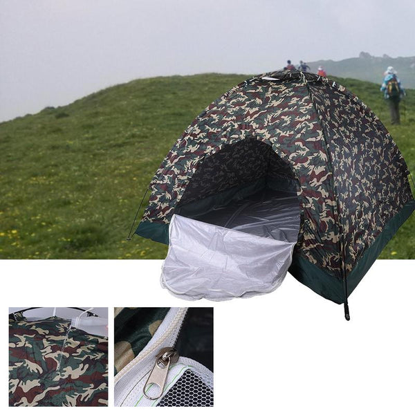 camping large family tents