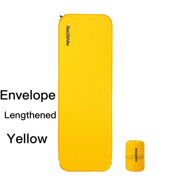 CHENNO Self-inflating Camping Mat Outdoor Hiking Camping Mattress High Quality Sponge Sleeping Pad