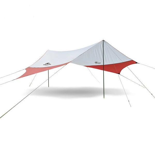 CHENNO Outdoor Awnig Beach Large Camping Tents Shelter The Sun Waterproof Ultralight Fast Build 400*350CM