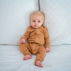 Load image into Gallery viewer, Colored Organics Emerson Sleeper - Ginger