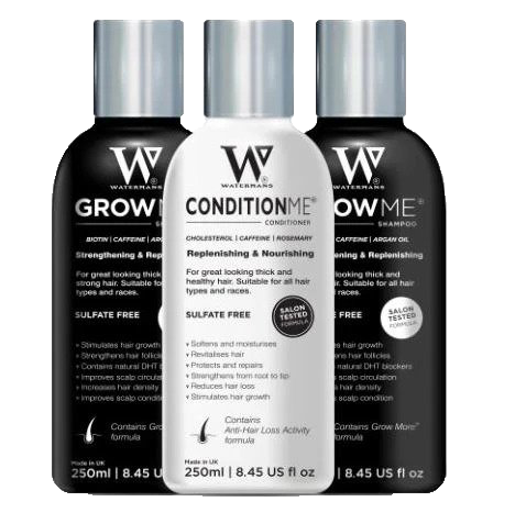 GrowMe Shampoo 2 + 1 Conditioner