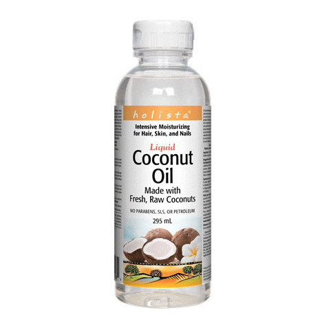 Holista Liquid Coconut Oil - 295mL