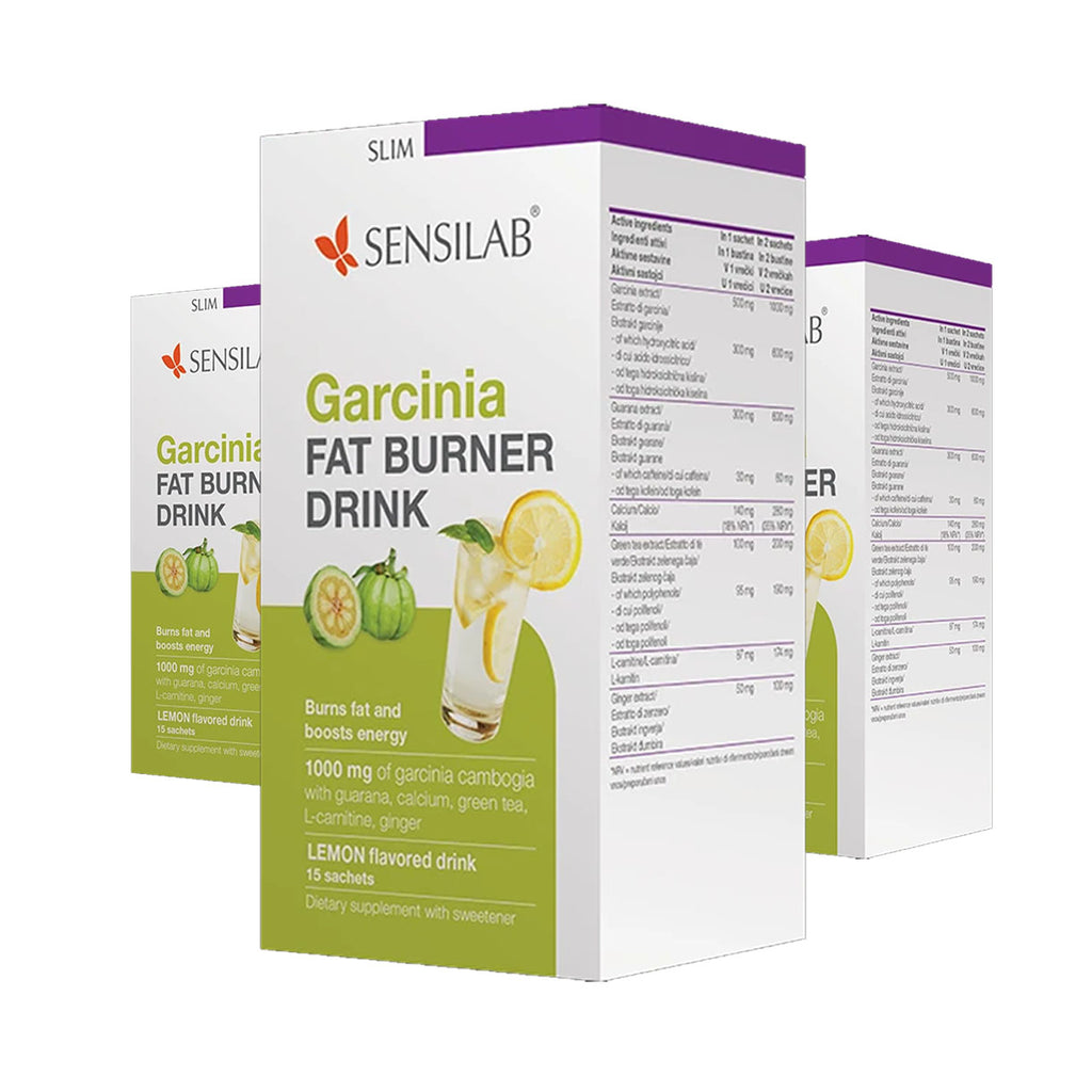 Offer Garcinia Fat Burner Drink 2+1