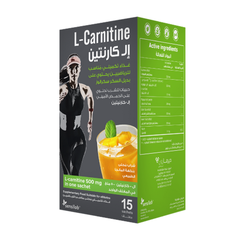 L- Carnitine fat burning Drink