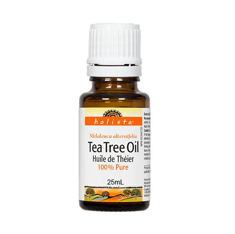 Holista Tea Tree Oil 100% Pure, 25ml