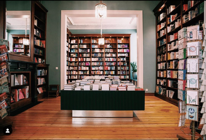 7 inspiring bookshops in Antwerp