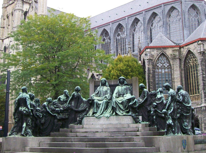 5 ways to experience Van Eyck in Ghent