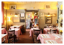 Load image into Gallery viewer, Bistro Belge - Nostalgic Places to Eat in Belgium